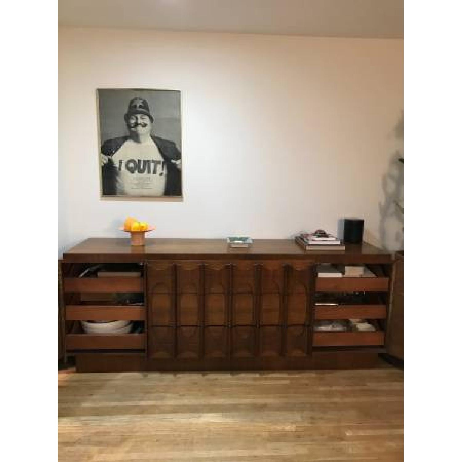 Vintage Mid Century Modern Credenza/Dining Buffet - image-4