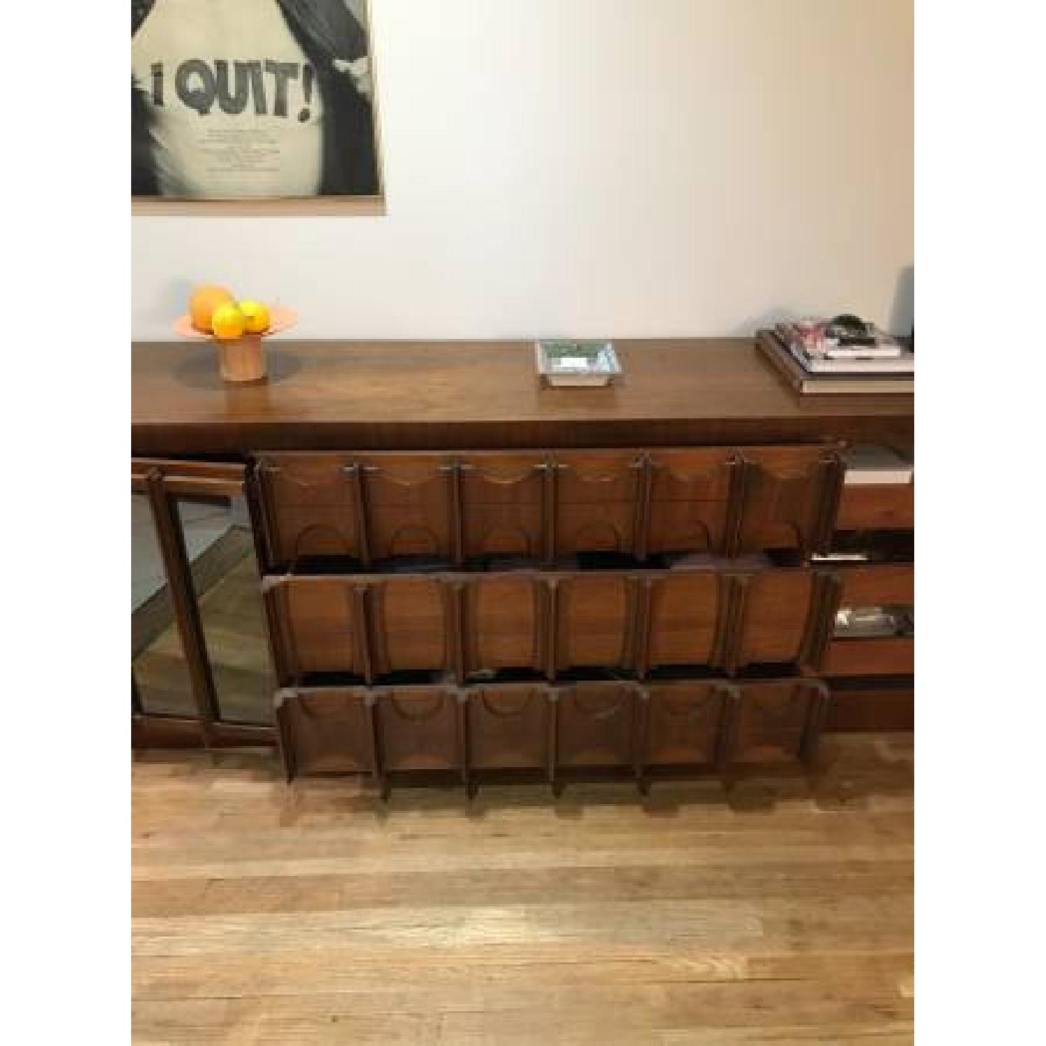 Vintage Mid Century Modern Credenza/Dining Buffet - image-5