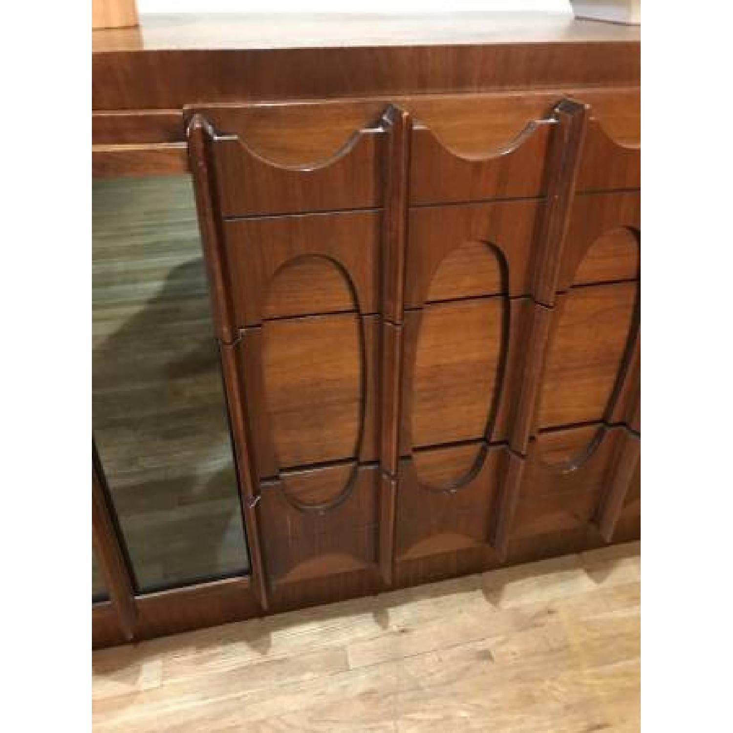 Vintage Mid Century Modern Credenza/Dining Buffet - image-6