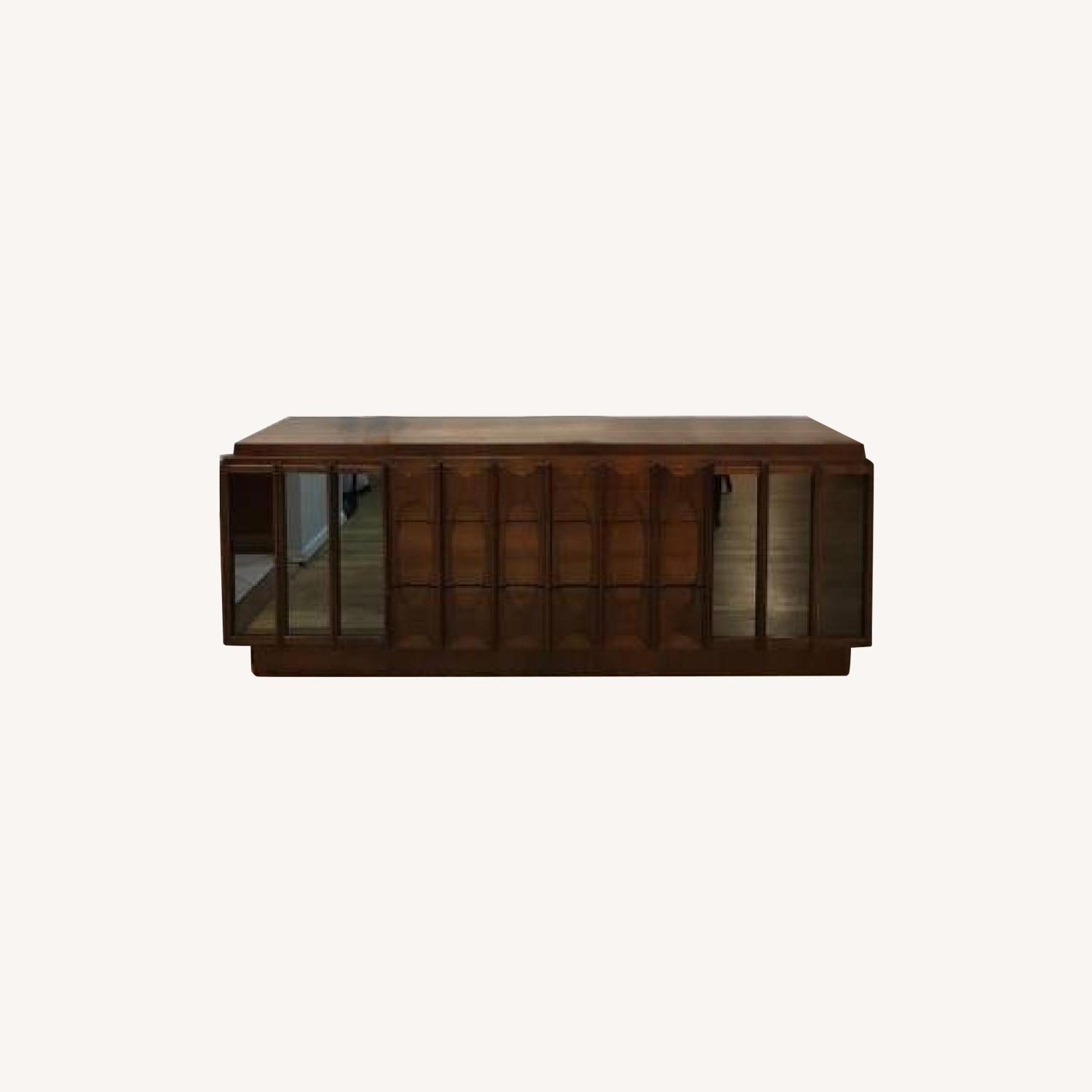 Vintage Mid Century Modern Credenza/Dining Buffet - image-0