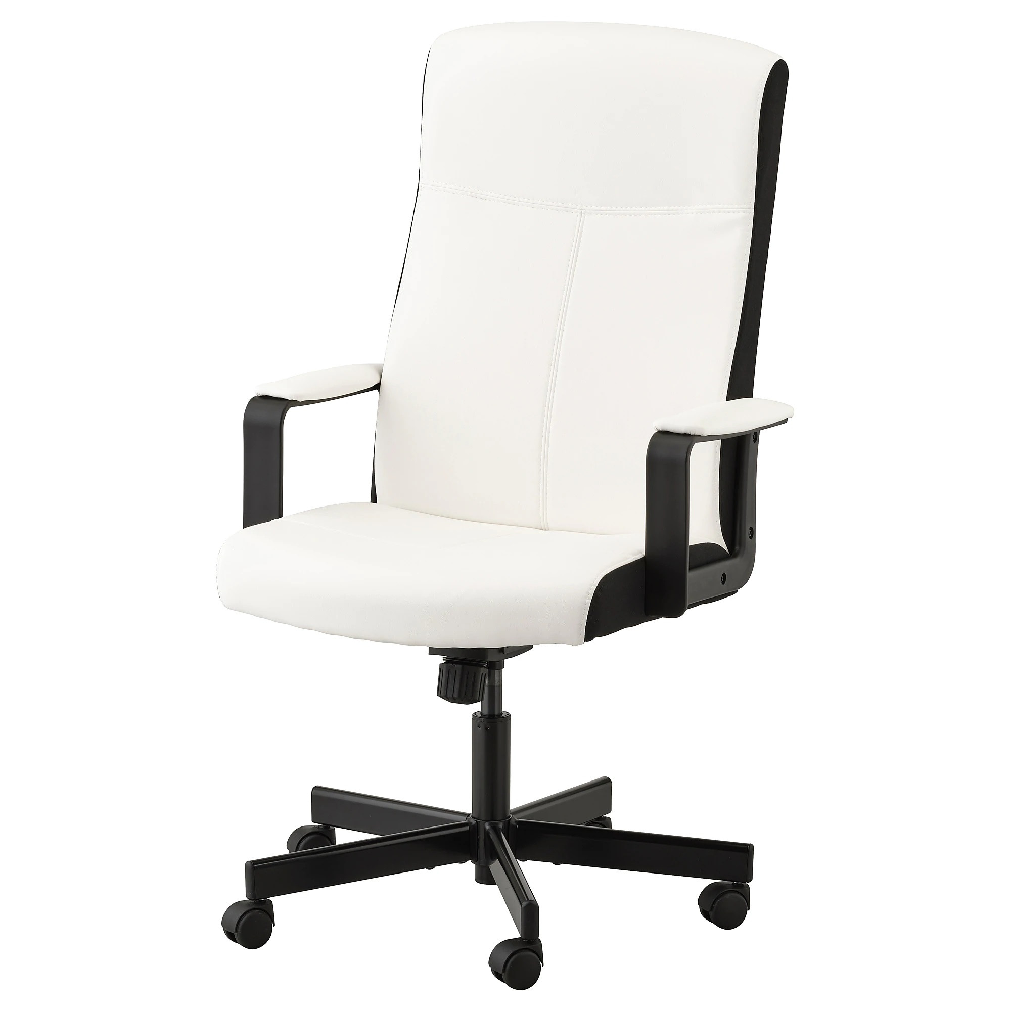 Ikea Faux Leather Office Chair