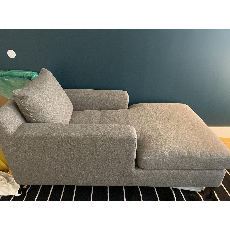 Interior Define Sloane Chaise - Great Condition - image-2