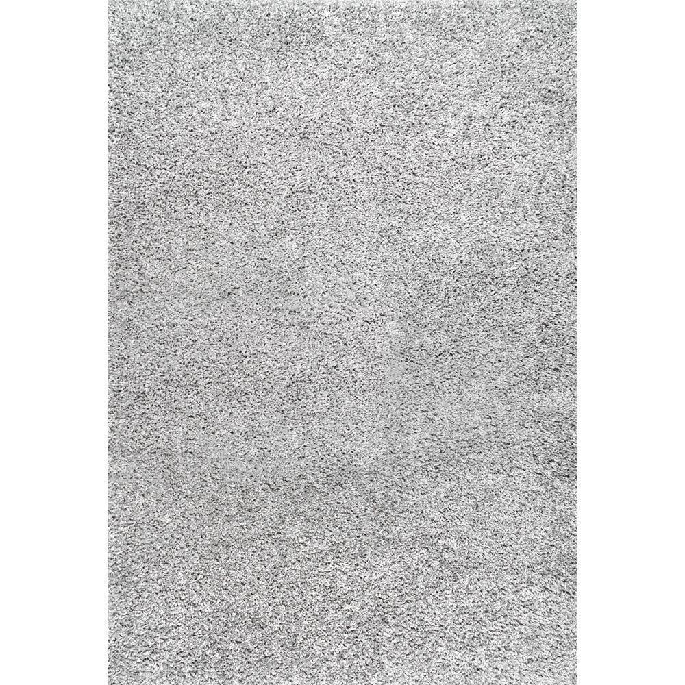 nuLOOM Cine Hand-Tufted Silver Area Rug