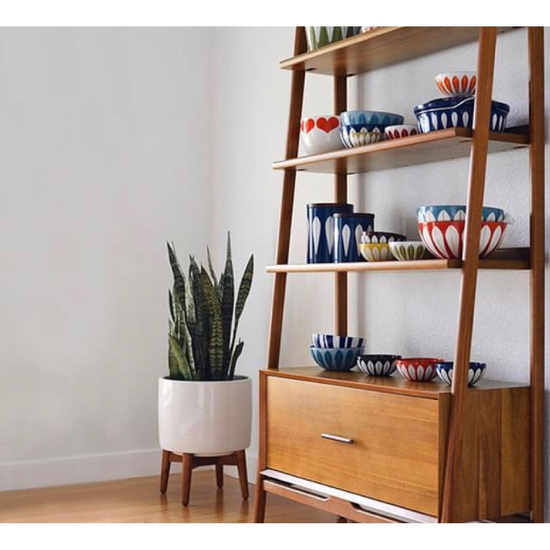 West Elm Mid Century Bookshelf - image-2