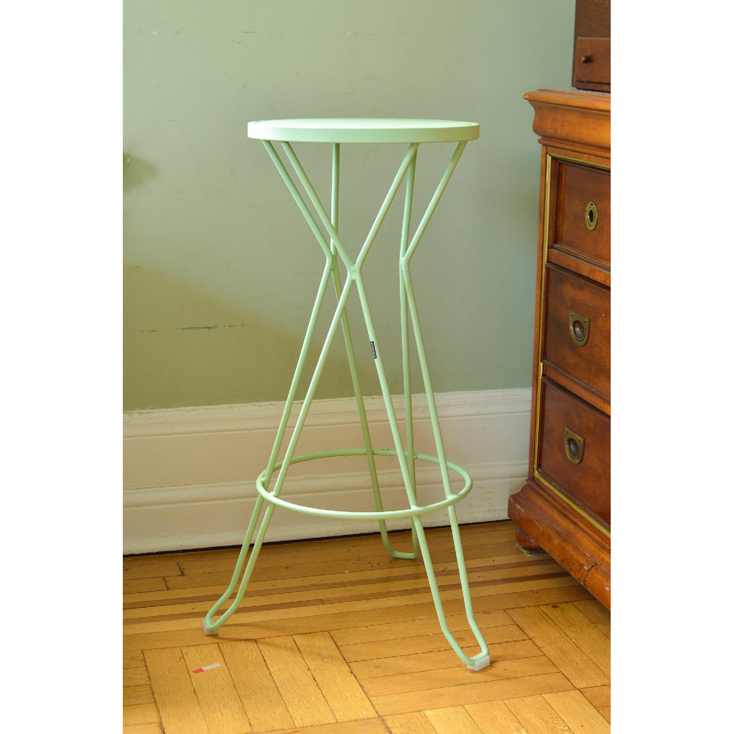 iSiMAR Madrid Galvanized Steel Bar Stool - image-4