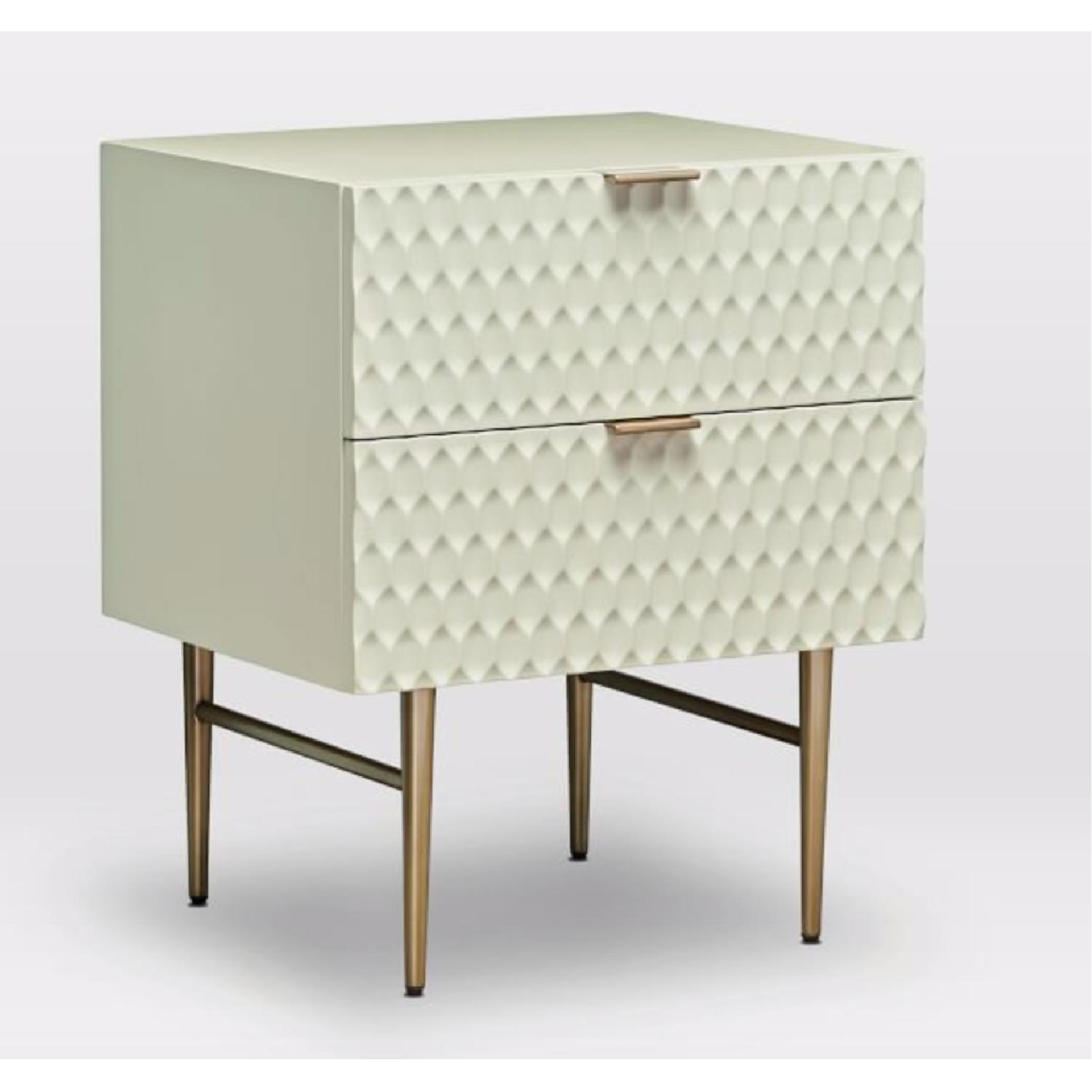 West Elm Audrey Nightstand - image-1