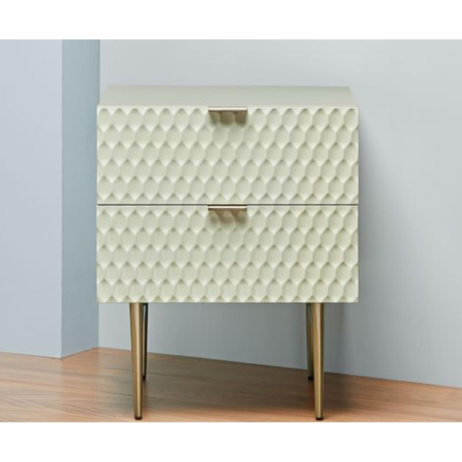 West Elm Audrey Nightstand - image-3