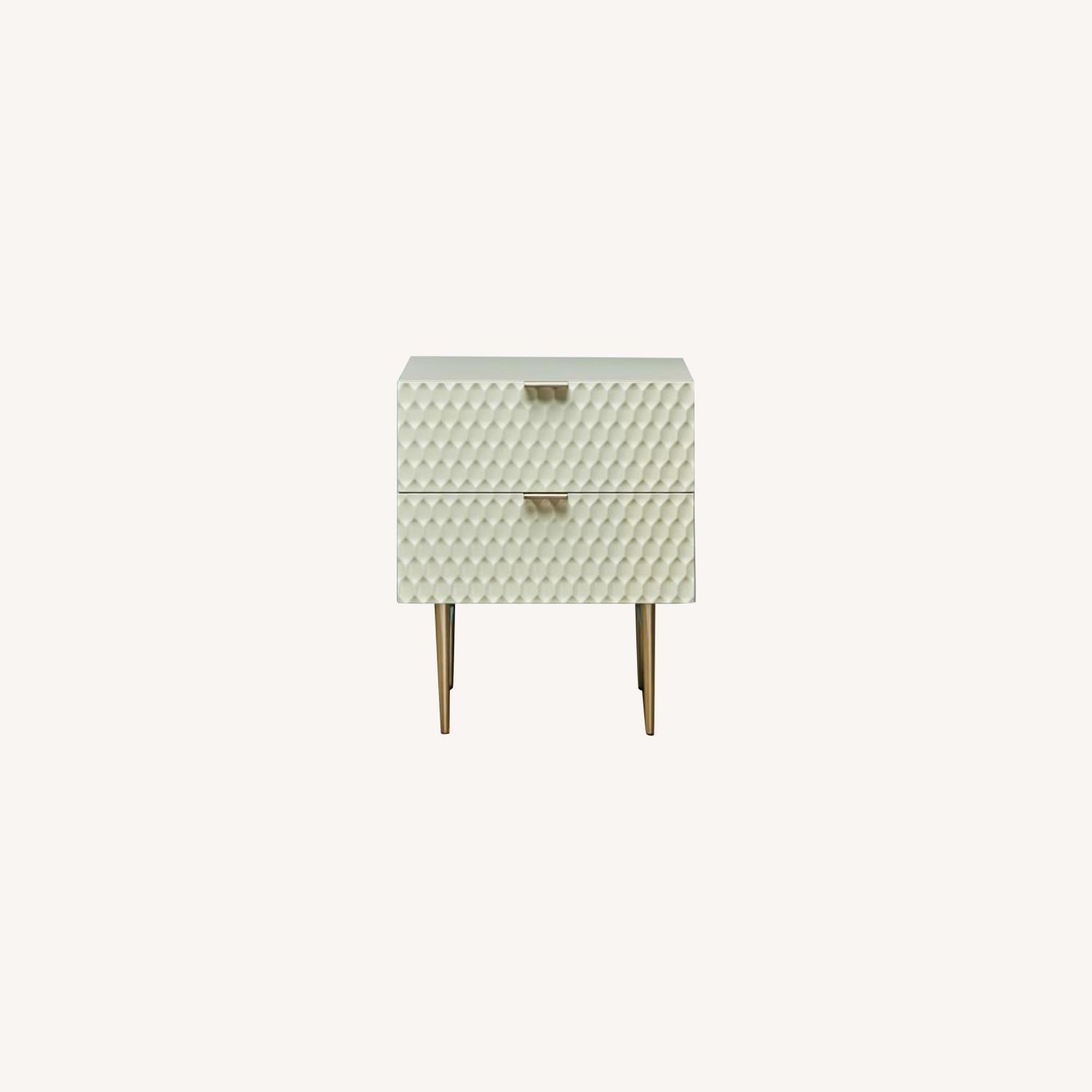 West Elm Audrey Nightstand - image-0