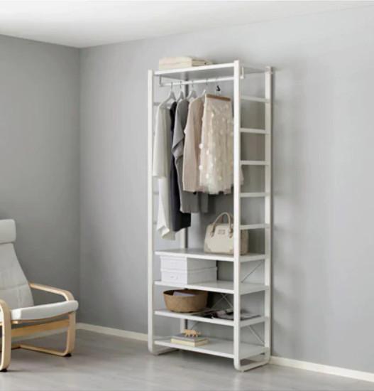 Ikea Elvarli Clothing Shelving Unit