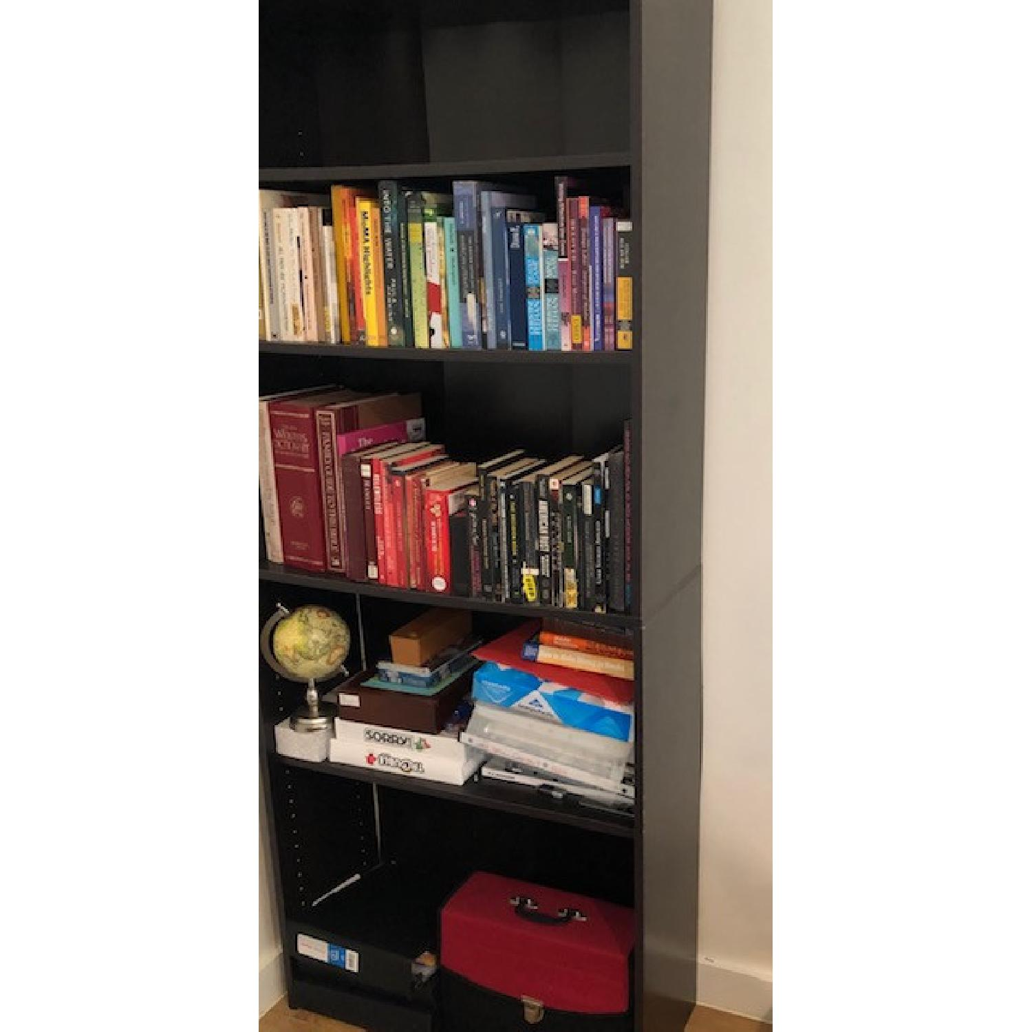 Closet Maid Dark Wood Bookcase - image-4