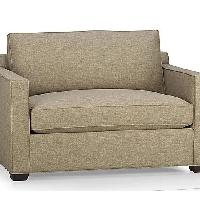 Magnificent Crate Barrel Davis Twin Sleeper Sofa Aptdeco Ibusinesslaw Wood Chair Design Ideas Ibusinesslaworg