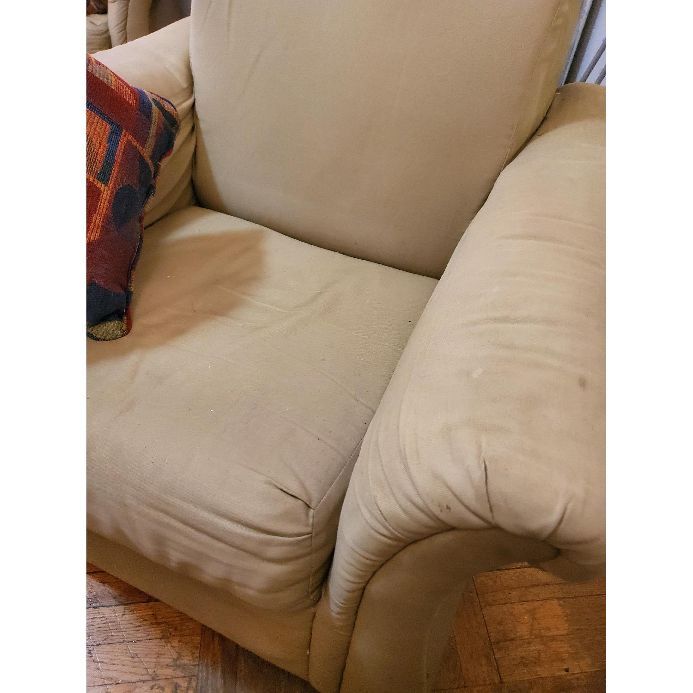 Beige Armchair - image-0