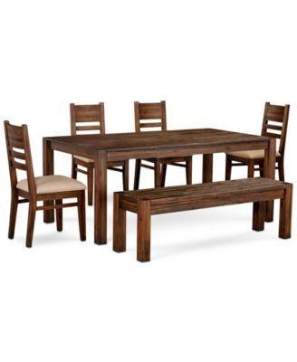 Macy's Avondale 6 Piece Dining Set