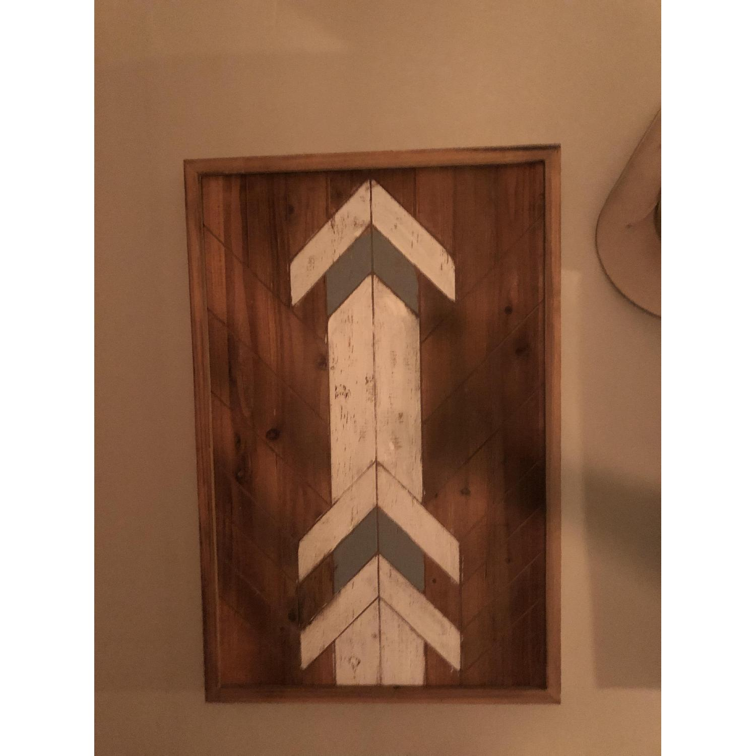 Wooden Rustic Wall Decor - image-3
