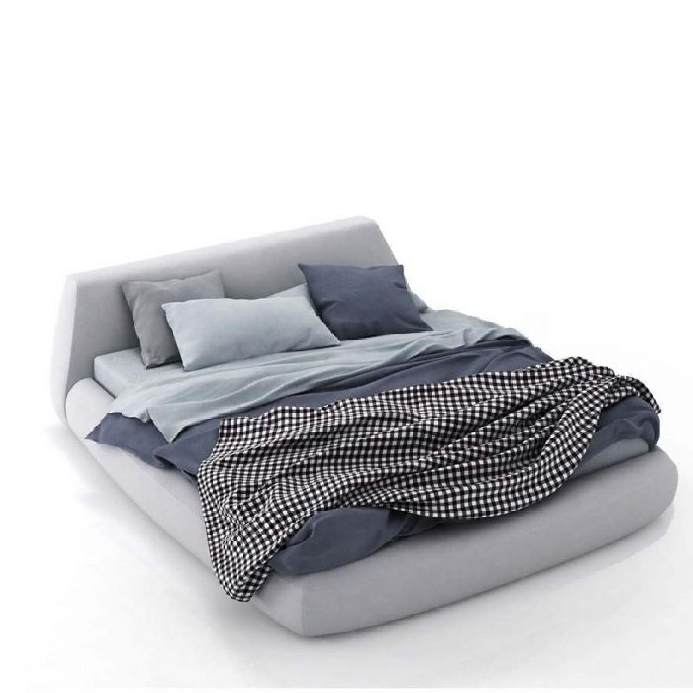 Poliform King Bed Frame - image-0
