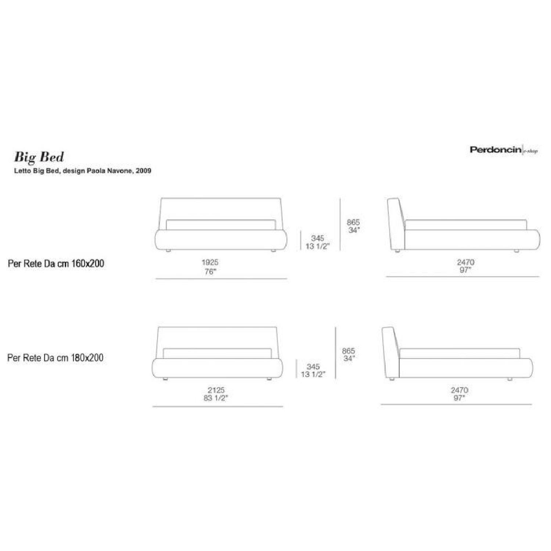 Poliform King Bed Frame - image-5