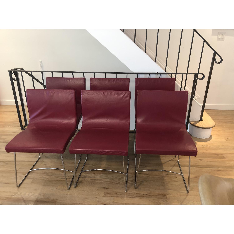 Ligne Roset Pavot Salsa Dining Chairs - image-1