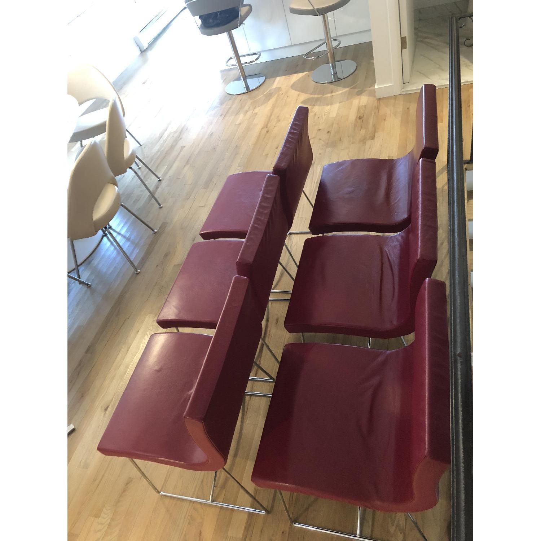 Ligne Roset Pavot Salsa Dining Chairs - image-2