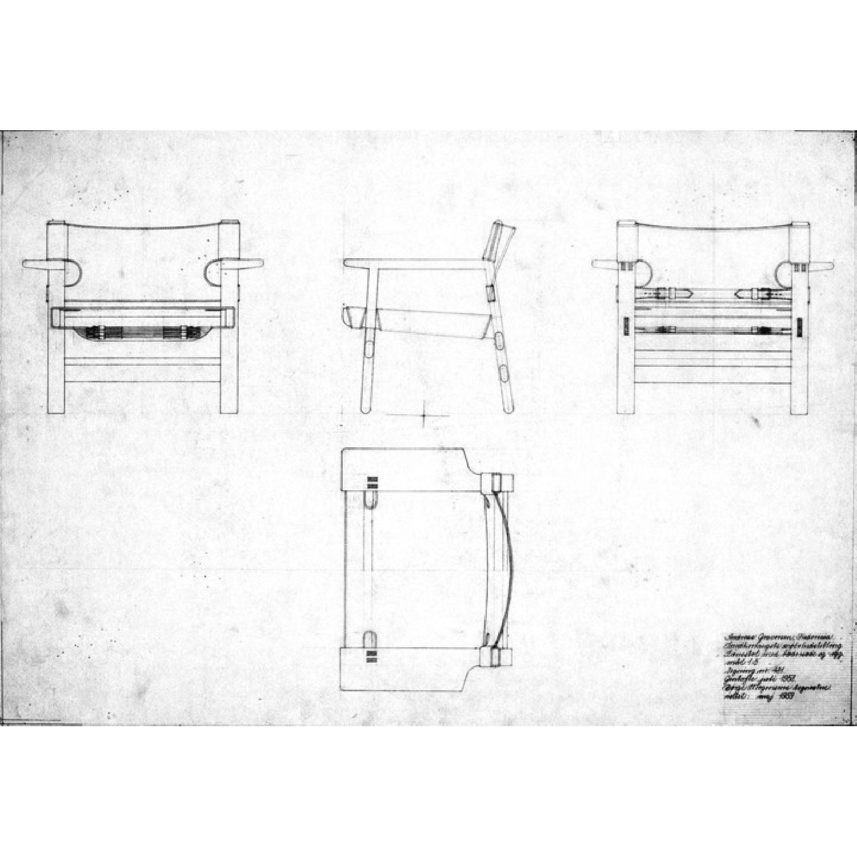 Borge Mogensen Spanish Chair - image-1