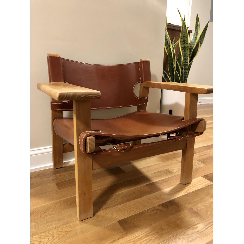 Borge Mogensen Spanish Chair - image-3
