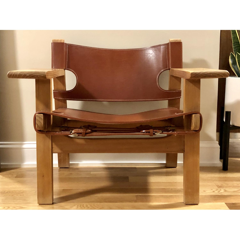 Borge Mogensen Spanish Chair - image-0