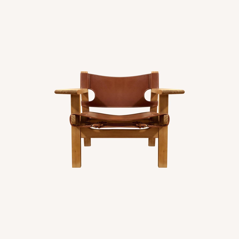 Borge Mogensen Spanish Chair - image-12