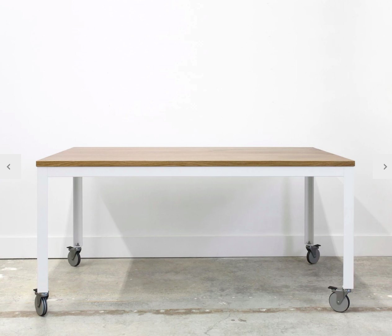 Chadhaus Handmade Modern Farmhouse Table