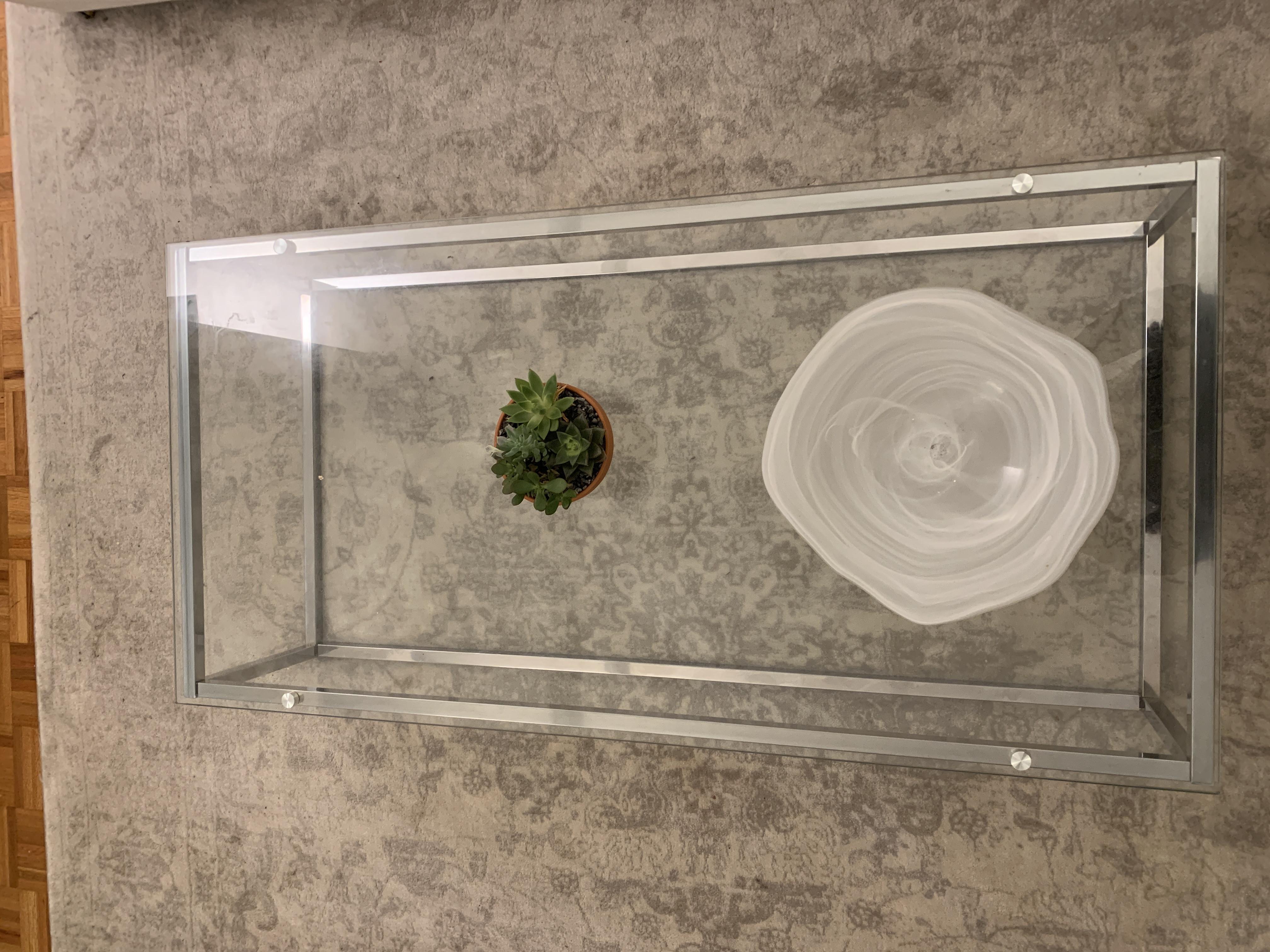 Glass Joss and Main Coffee Table