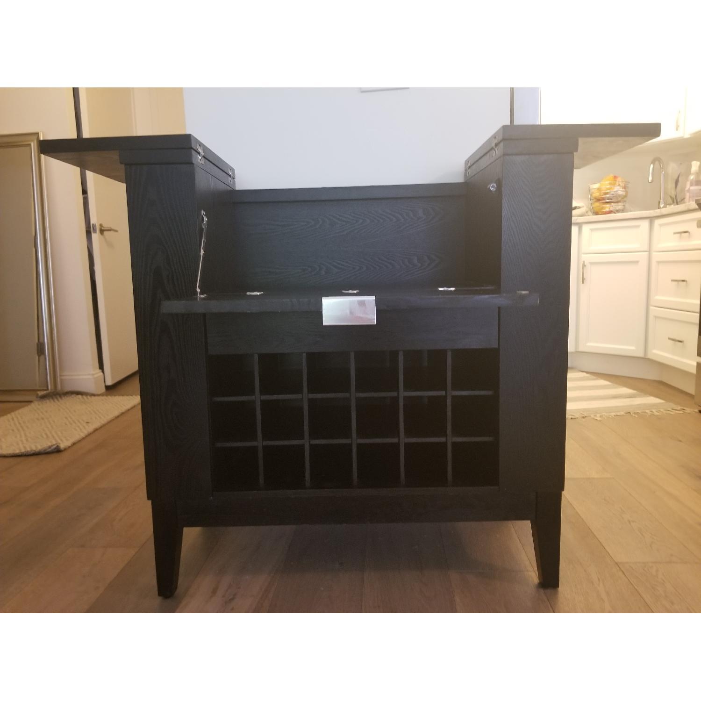 Crate & Barrel Parker Spirit Bar Cabinet - image-1