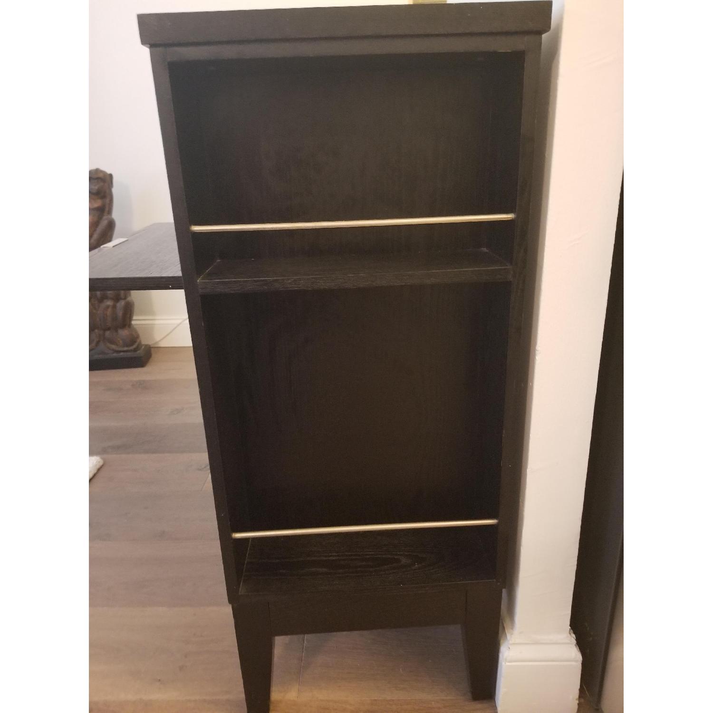 Crate & Barrel Parker Spirit Bar Cabinet - image-3