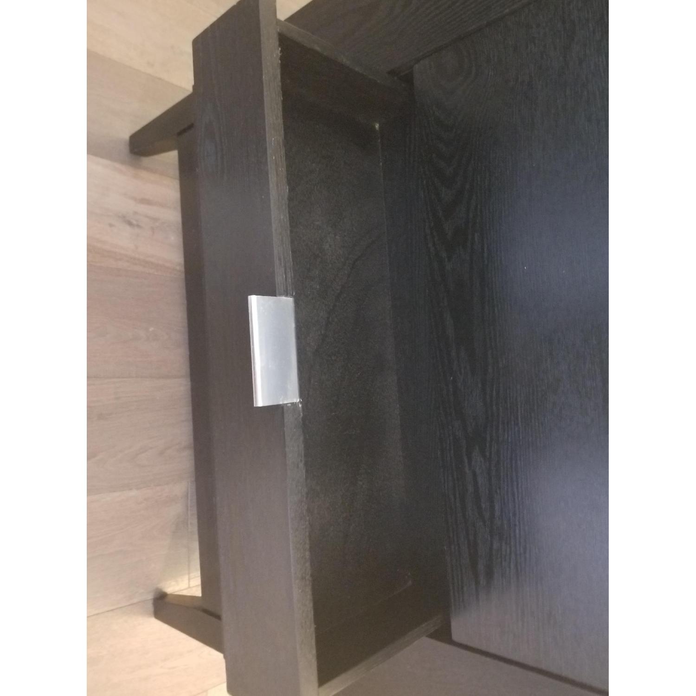 Crate & Barrel Parker Spirit Bar Cabinet - image-5