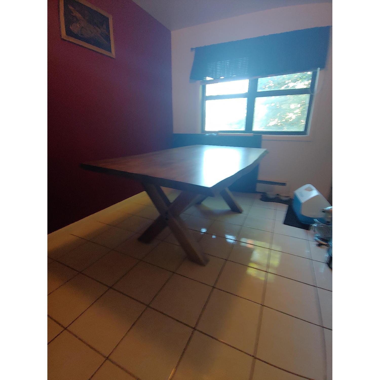 Bassett Wood Kitchen/Dining Table - image-2