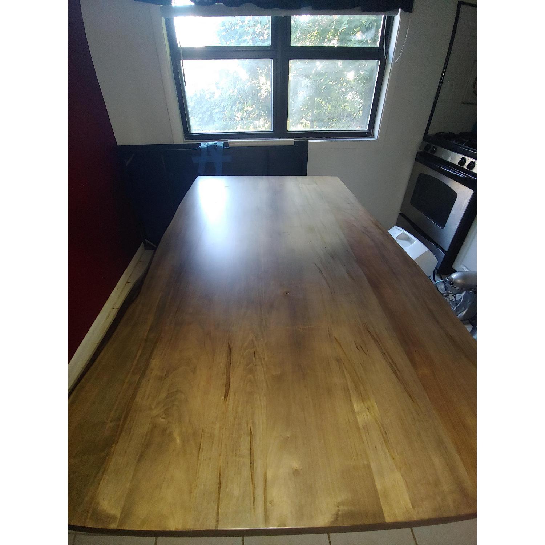 Bassett Wood Kitchen/Dining Table - image-7