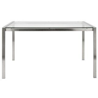 Wade Logan Gary Glass Dining Table