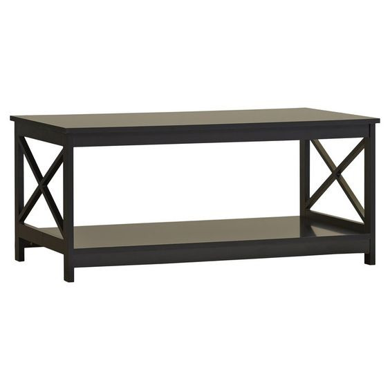 Beachrest Home Stoneford Coffee Table + Console Table