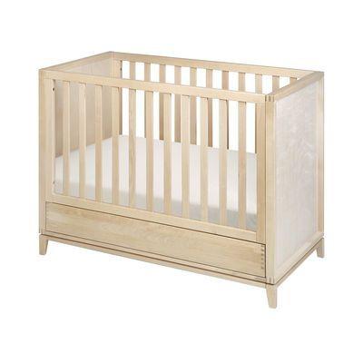 Giggle Gustaf crib w/ Toddler Conversion Kit