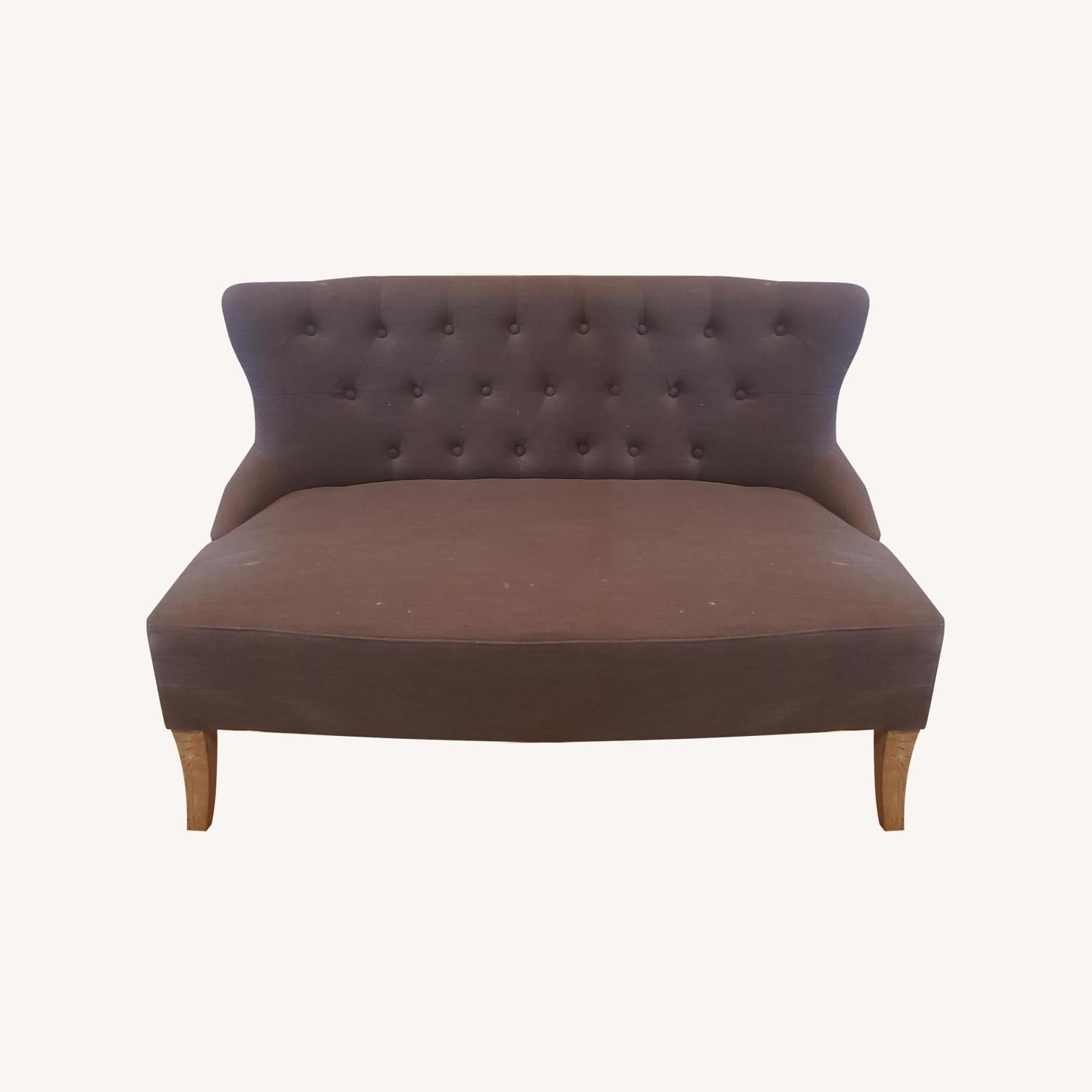 Jayson Home Fabric Loveseat - image-0