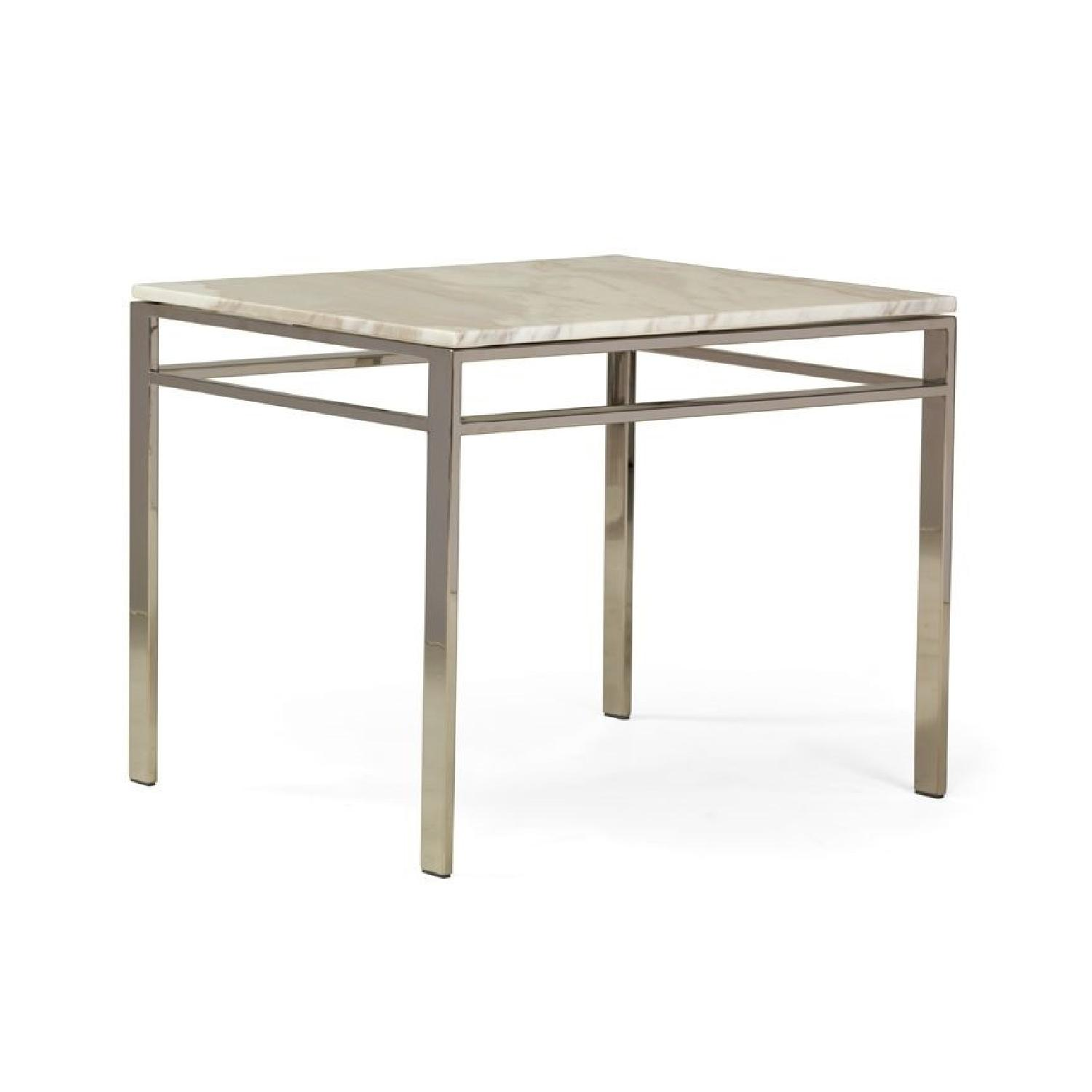 Mitchell Gold + Bob Williams Emilio Side Table - image-0