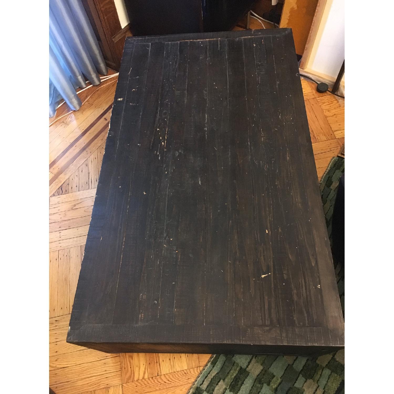 Restoration Hardware Printmaker's Coffee Table - image-7