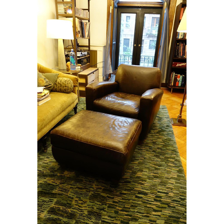 Restoration Hardware Coco Club Chair - image-1
