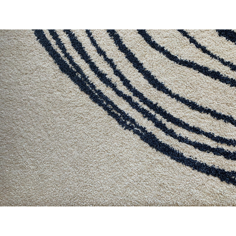 Ikea Eivor Cirkel Swirl Rug - image-3