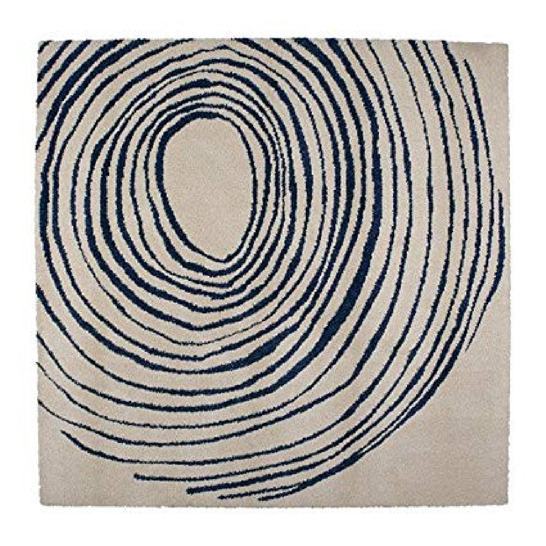 Ikea Eivor Cirkel Swirl Rug - image-0
