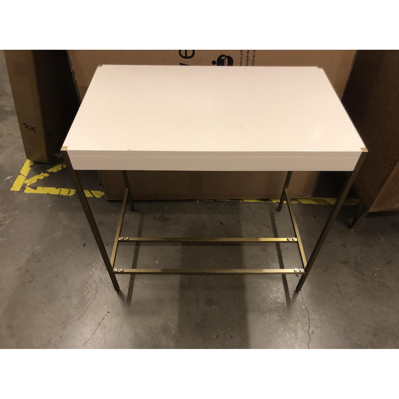 West Elm Zane Mini Desk - image-1