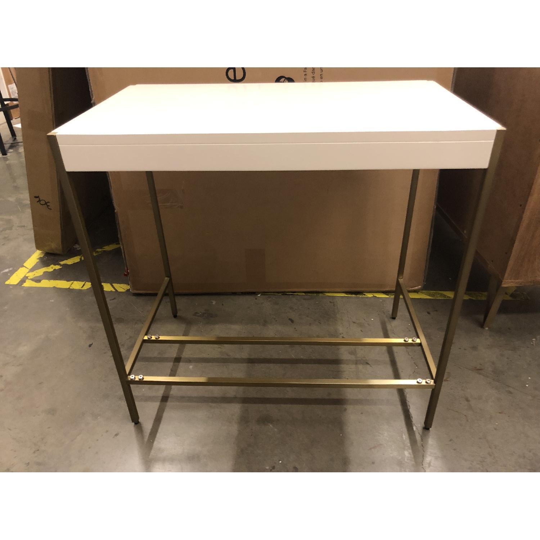 West Elm Zane Mini Desk - image-2