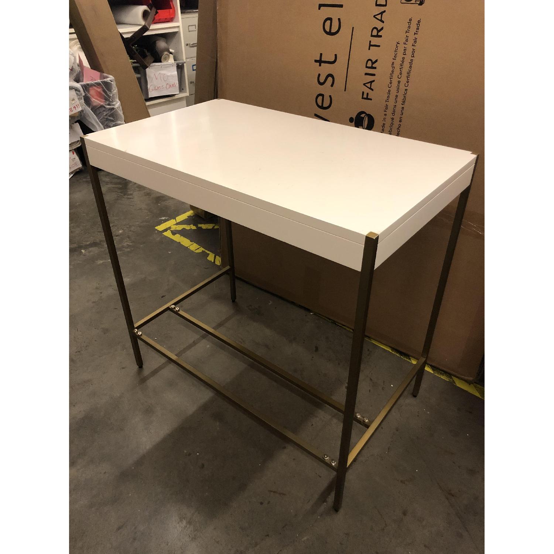 West Elm Zane Mini Desk - image-3