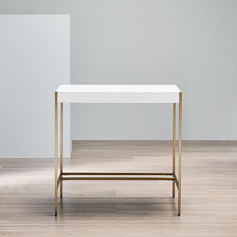 West Elm Zane Mini Desk - image-7