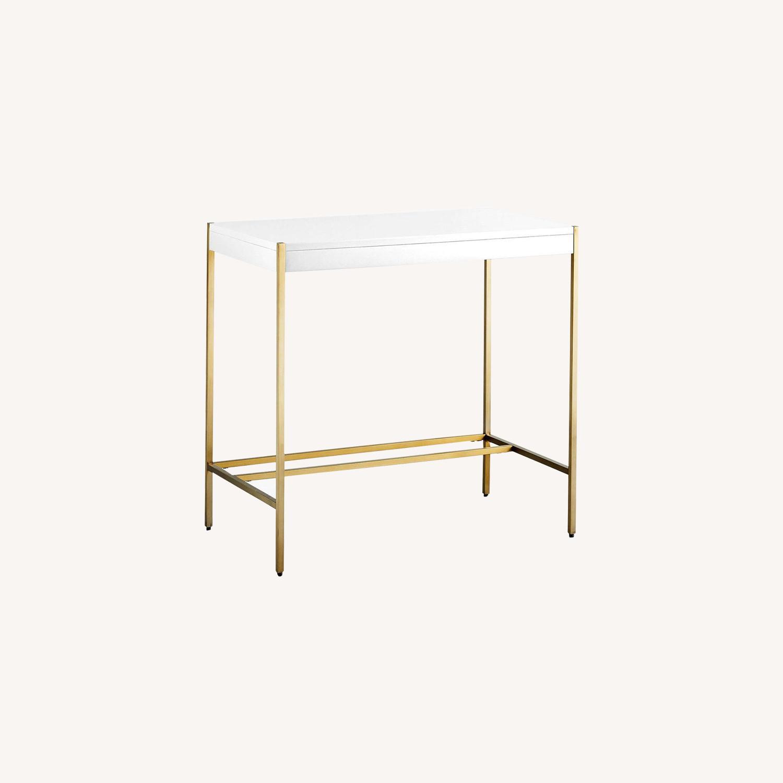 West Elm Zane Mini Desk - image-0