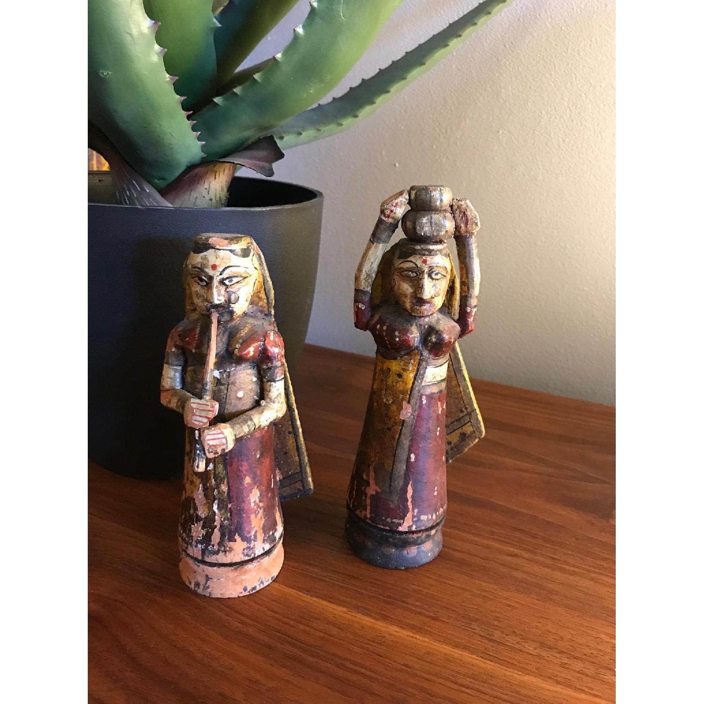 Vintage Indian Figurines - image-1