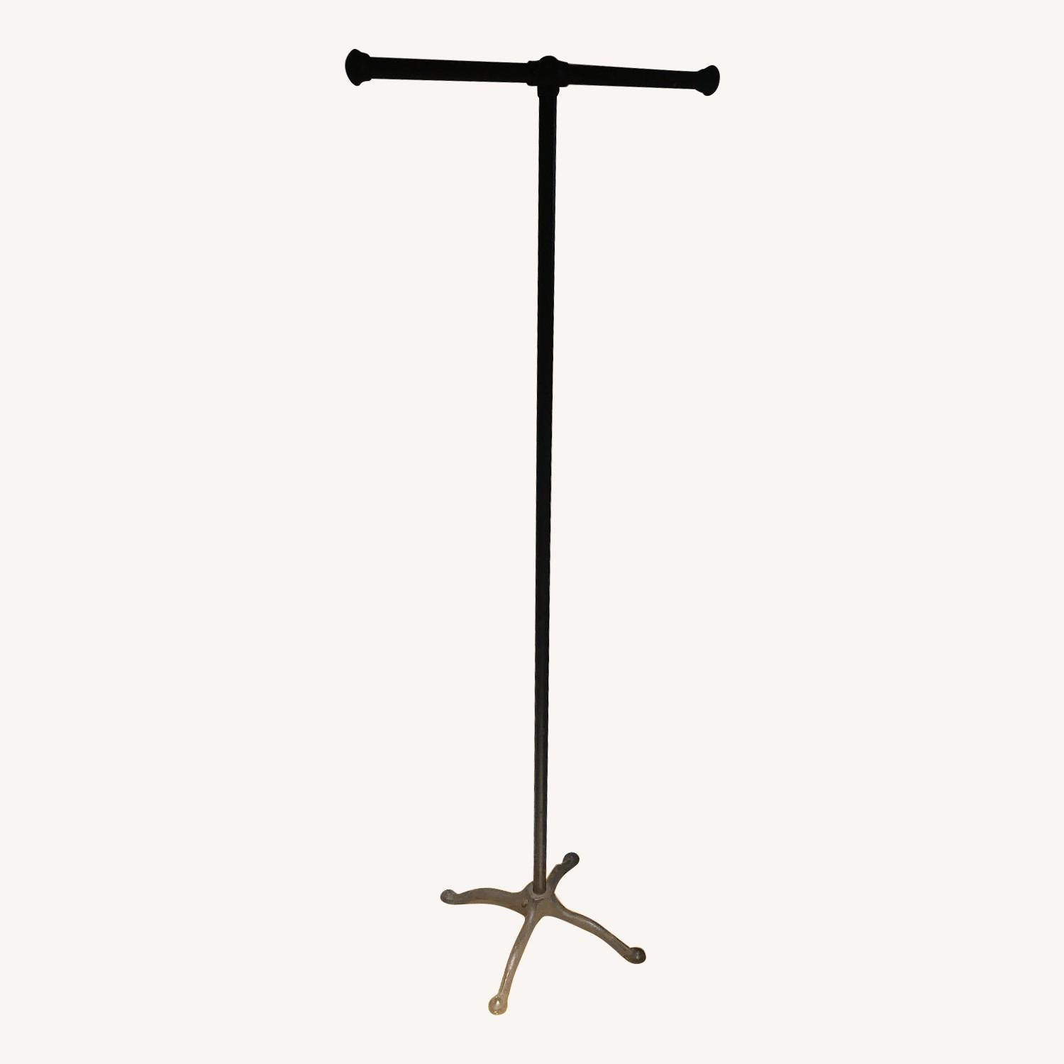 Industrial Coat Rack - image-0