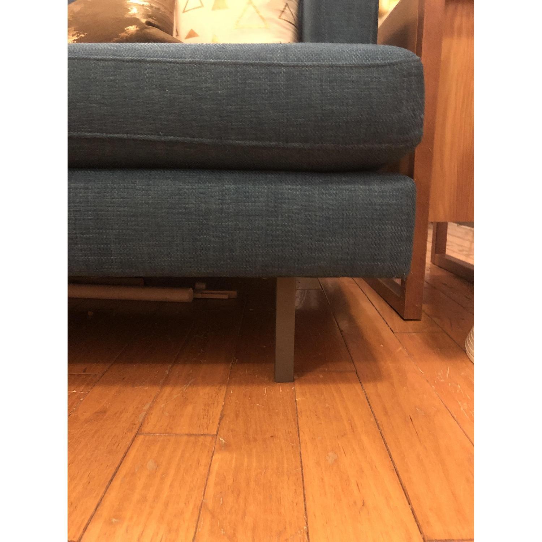 CB2 Avec Apartment Sofa in Peacock - image-4